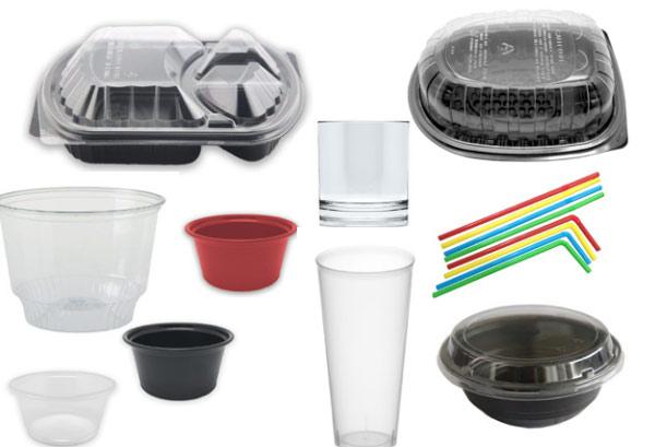consumibles plastico