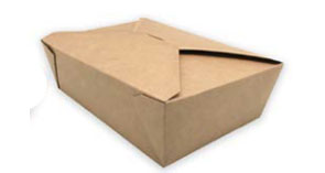 Caja Take-Away Kraft
