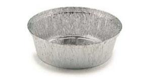 Envase circular con tapa