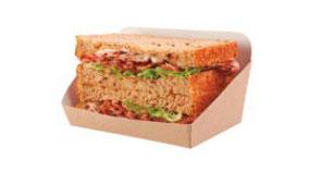 Envase sandwich sofá