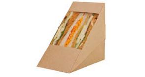 Envase para sandwich